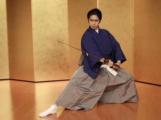 サムライ剣舞シアターをご紹介