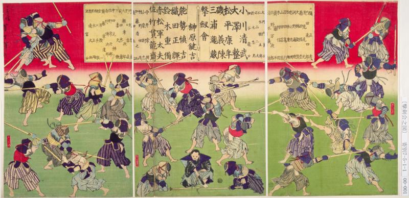 劇剣興行1873年