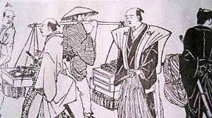 江戸時代のサムライ